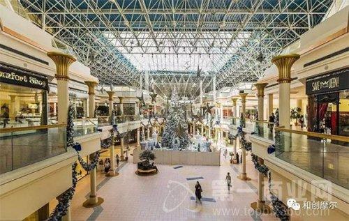 12个极具创意的购物中心设计:哪