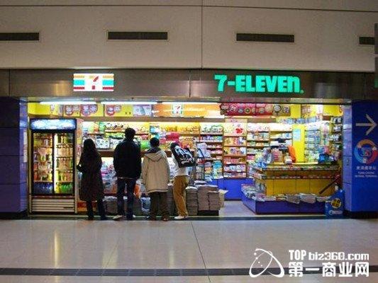 泰国有多少家711便利店