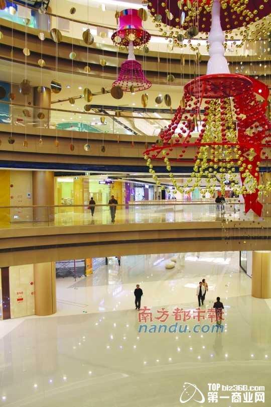 海印又一城奥特莱斯广场正式开业,作为华南地区最大的专营世界奢侈