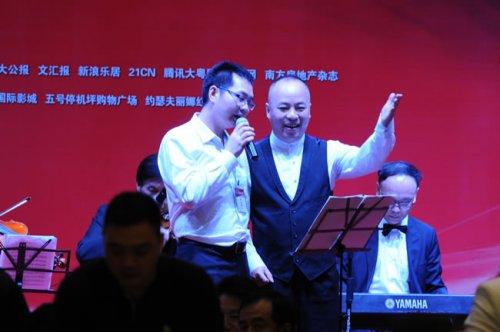 表演节目:男声独唱