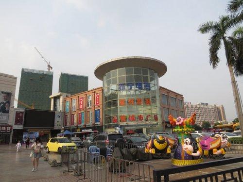 龙江盈信广场