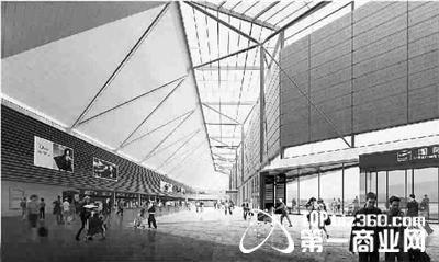 虹桥机场t1航站楼,及其所在的东片区,已显露出功能上的欠缺和与周边