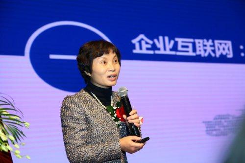 中大管理学院管理科学系副教授肖静华演讲