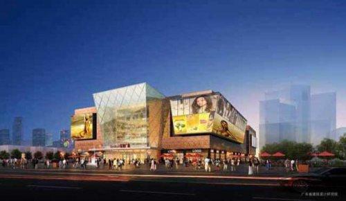 金铂广场项目