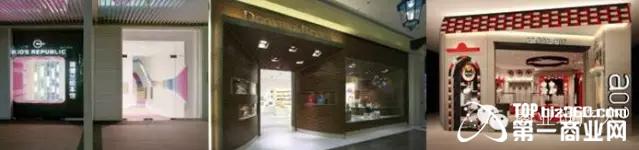 万达广场商铺装修设计全套资料